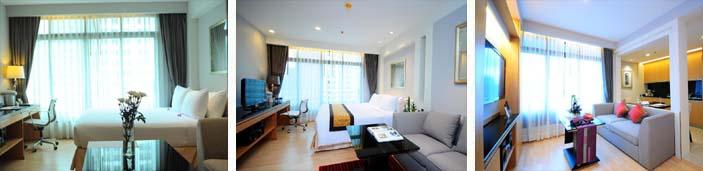 Centre Point Langsuan Hotel