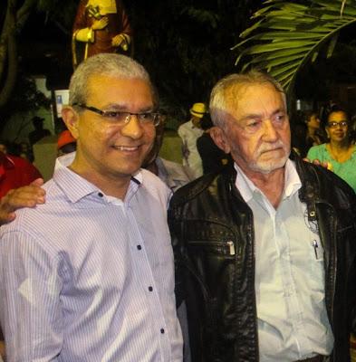 Em Surubim, Josafá Vasconcelos será o vice de Túlio Vieira