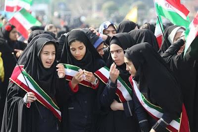 การไหลบ่าอารยธรรมอิสลาม สู่ อิหร่าน