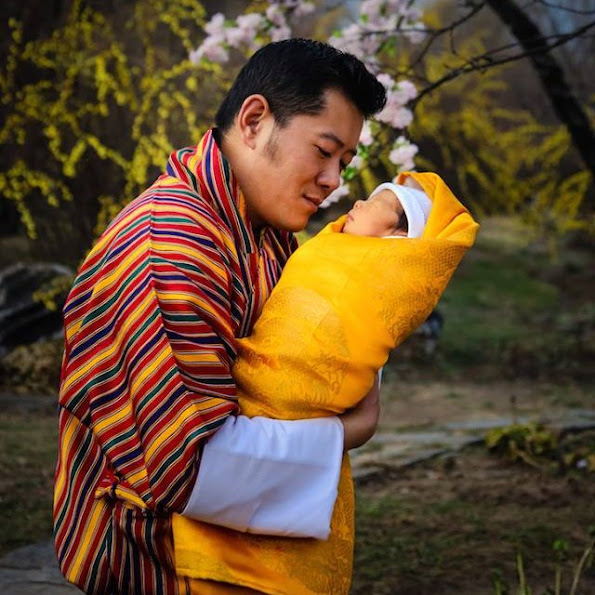 On November 11, 2015, it was announced that the King and Queen of Bhutan are expecting their first child, a son, early next year. The king and queen announced via their Facebook page, the arrival of their son who was born in Lingkana Palace in the capital city of Thimpu on 5 February 2016