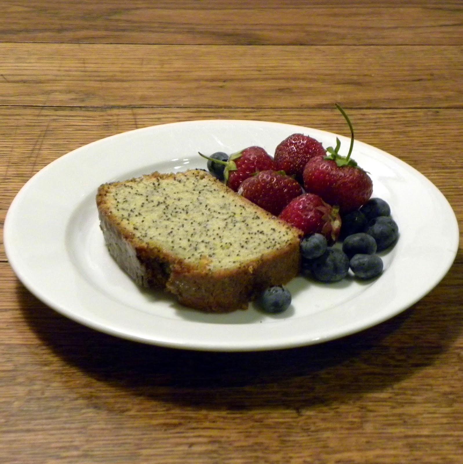 Cook S Cache Lemon Poppy Seed Olive Oil Cake
