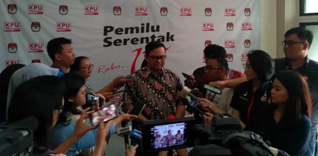 Komisioner KPU Ke Andi Arief: Dosa Loh, Nyebarin Yang Belum Jelas