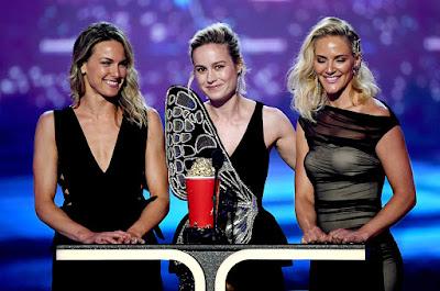 Mtv Movie Awards 2019 Brie Larson