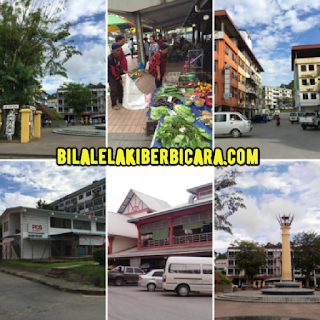Kapit Sarawak: Unsung places, Kapit Sarawak, bilalelakiberbicara.com