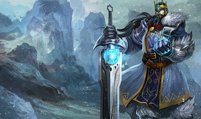 Chinese King Tryndamere