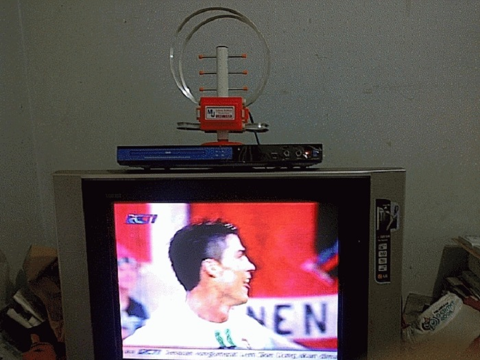 Cara Memasang Antena Tv Indoor Yang Bagus Dan Jernih Jurusan