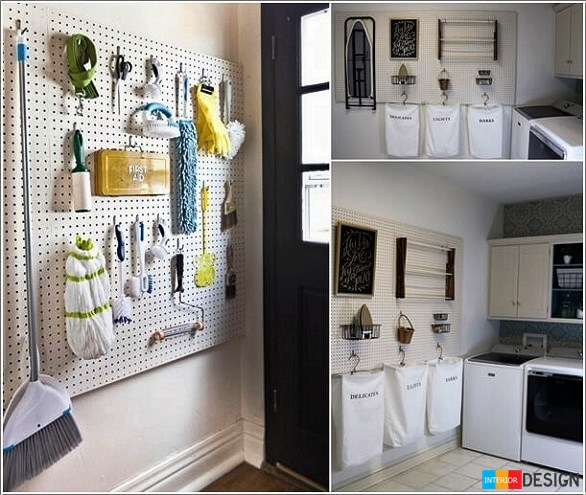 Ideas To Save Space In A Small Laundry Room