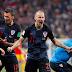 Croatia edges Denmark in penalty shootout to reach quarter-finals