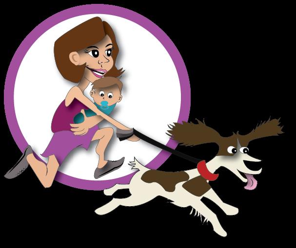 Logo for runmommyrun.ca