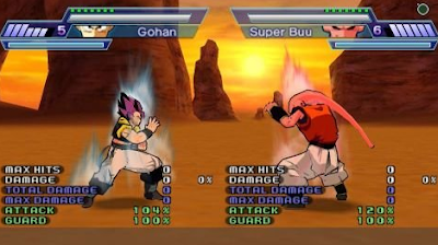Download Dragon Ball Total Majin Chaos PPSSPP ISO