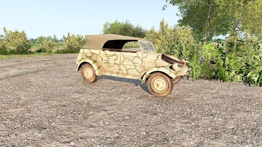 Arma3用第二次世界大戦MOD