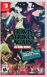Travis Strikes Again: No More Heroes Switch XCI NSP