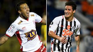 Libertad vs Huracán en Copa Sudamericana 2017