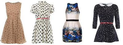 pimark nos trae una bonita coleccion de vestidos informales