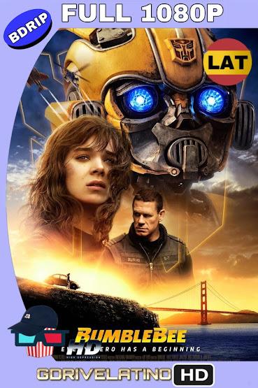 Bumblebee (2018) BDRip 1080p Latino-Ingles MKV