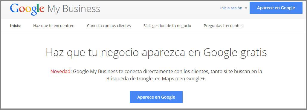 Como Registro Mi Negocio En Google Maps Tecneofito