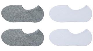 Ultra Low Cut No Show Non Slip Socks, socks
