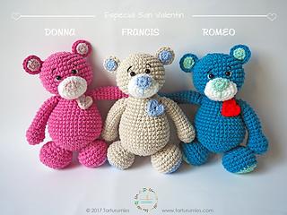 free amigurumi pattern crochet tricot