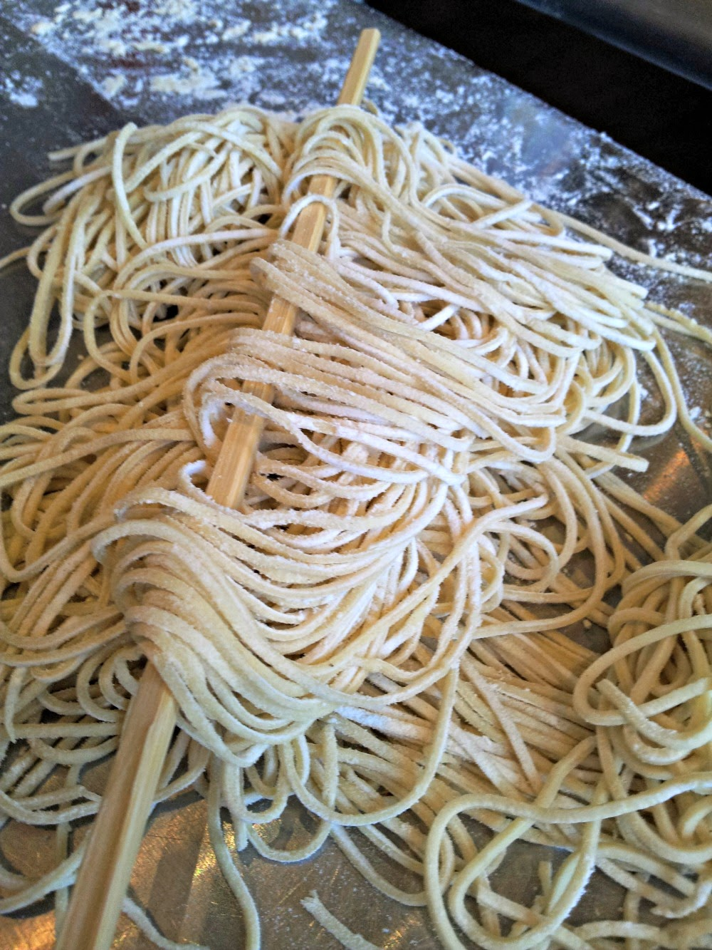Ramen Noodle making class: Shop Local Raleigh Event