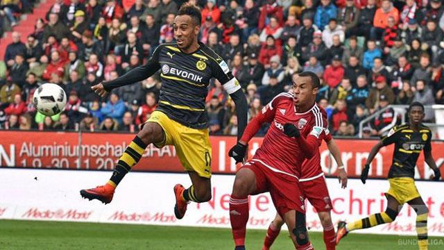[Video] Cuplikan Gol Ingolstadt 3 - 3 Borussia Dortmund (Liga Jerman)