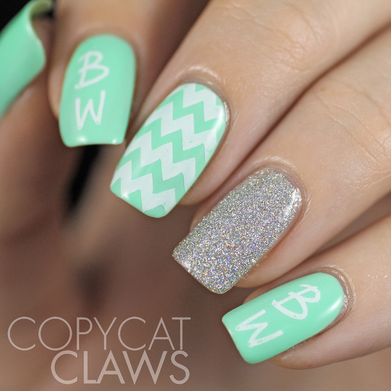 Copycat Claws: Sunday Stamping - Things I\'m Thankful For