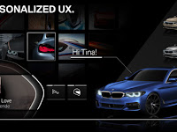 New Instrument and iDrive Digital Instruments BMW, Futuristic and Cool!
