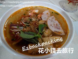 背包豬荔枝角道吃越南菜