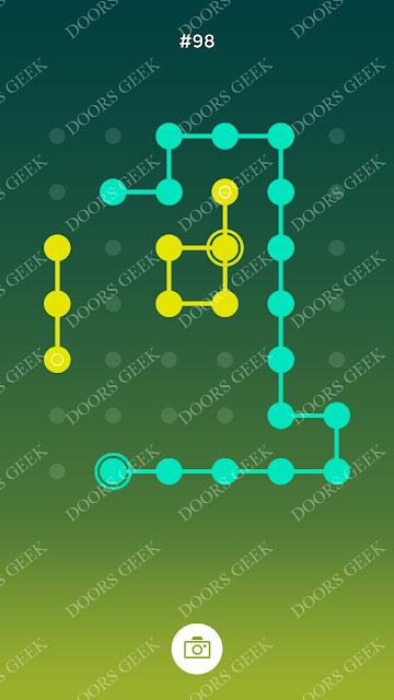 ◉ Connection Level 98 Solution, Cheats, Walkthrough
