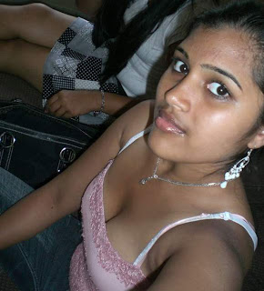 Downblouse indian