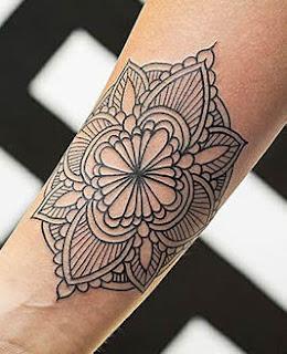 tatuaje mandala mujer 5