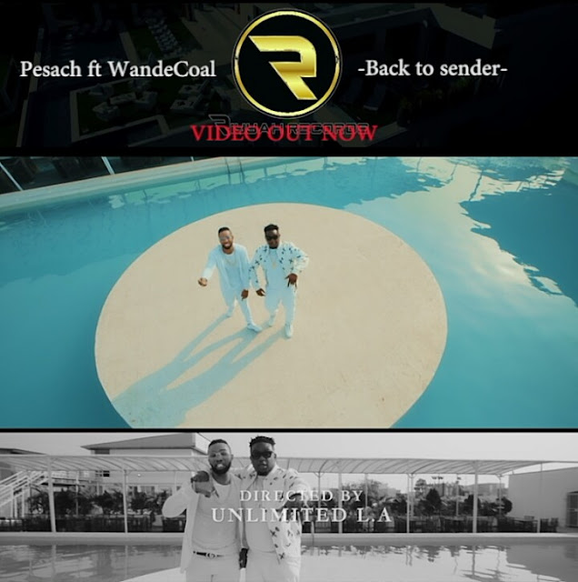Video: Pesach ft WandeCoal - Back to Sender