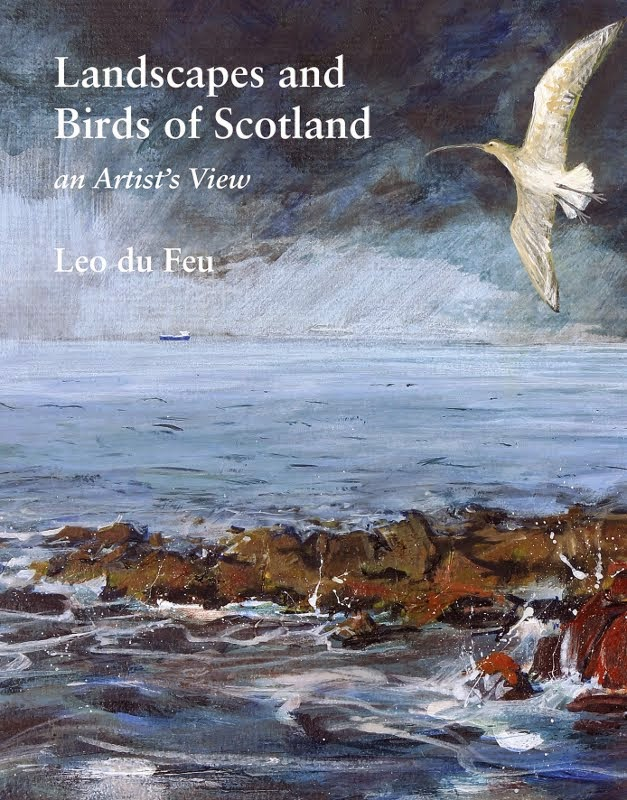 My Book - Landscapes and Birds of Scotland: an Artist's View