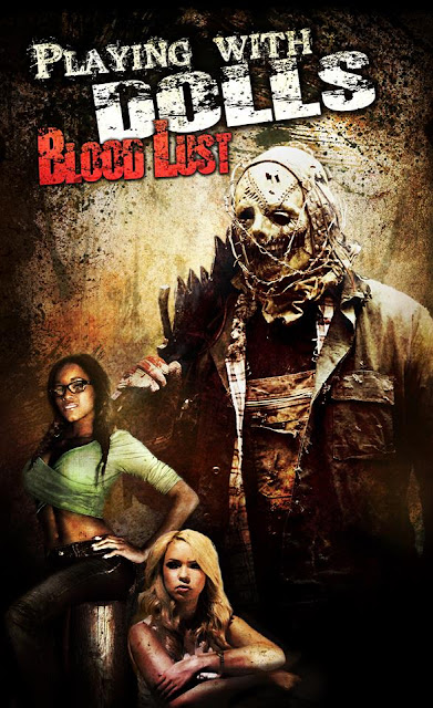 Playing with Dolls: Bloodlust poster