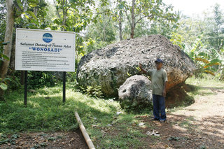 Desa wisata Wonosadi