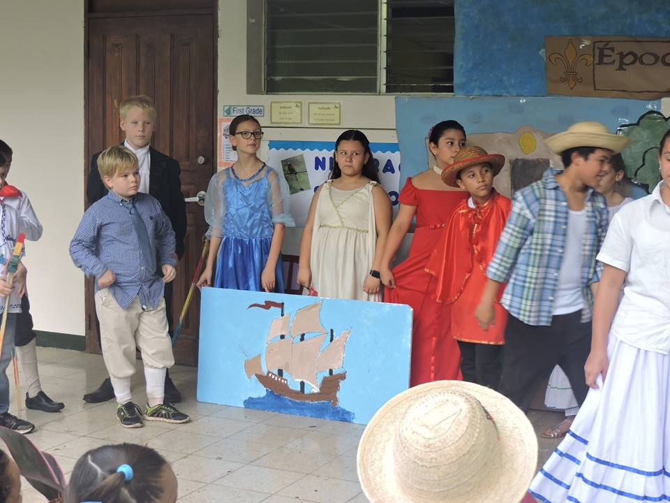 Las Semillas: Fiestas Patrias 2017!