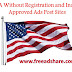 Free USA Classified Sites, Top 20 USA Without Registration and Instant Approved Ads Post Sites 2018