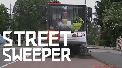 Choosing the Right Sweeper can make your Job of Cleaning Easier