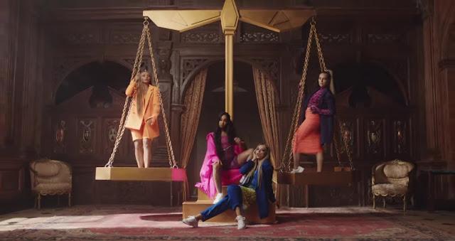 Little Mix Unveil 'Woman Like Me' Video feat. Nicki Minaj