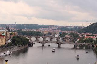 River Vlatva, Prague