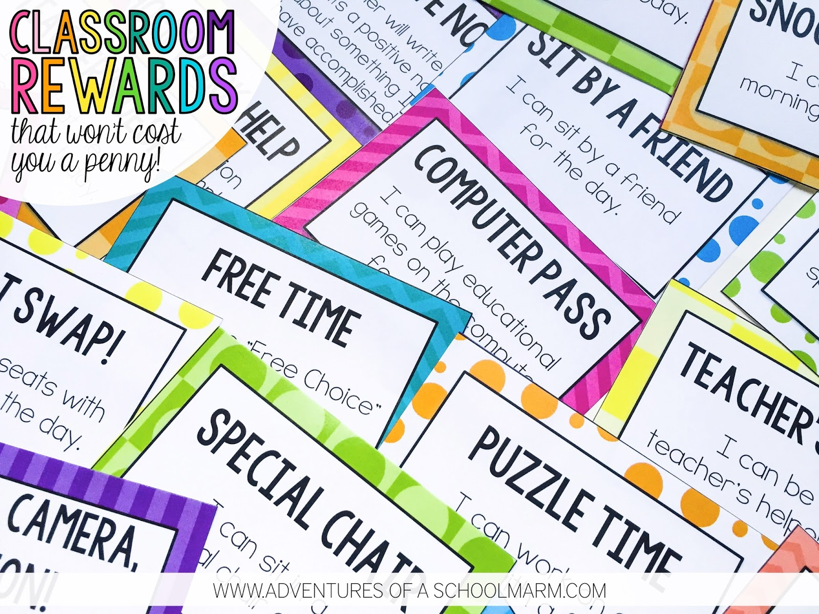 These EDITABLE reward coupons revolutionized my classroom management system! The students love the privileges they can earn, and I love that it doesn't cost me anything. An elementary classroom MUST-HAVE!