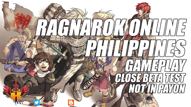 Ragnarok Online Philippines 2017 Gameplay, Close Beta Test, Not In Payon ☺ KABALYERO