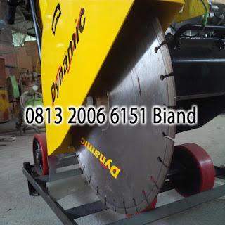 jual mesin potong aspal dan beton