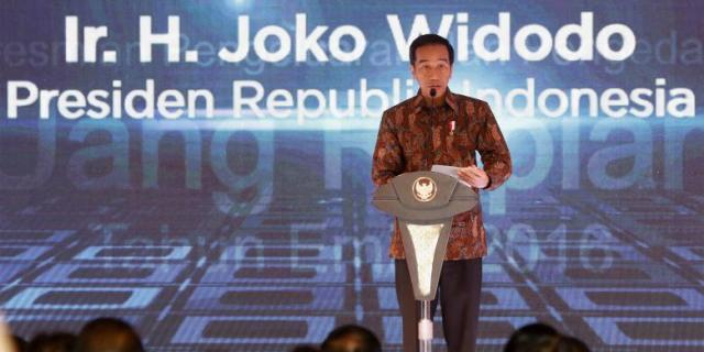 Jokowi: Kalau Freeport Sulit Diajak Berunding, Saya Akan Bersikap