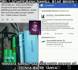 Awas Beredar Power Bank Palsu!