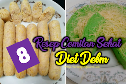 8 Resep Cemilan Untuk Diet Debm Yang Enak dan Sehat