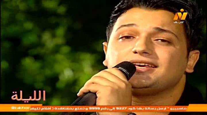 بالفيديو.. سامح عامر يطرب الجمهور بأغنية أنا وأنت للهضبة عمرو دياب في برنامج الليلة علي نايل لايف