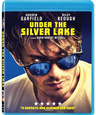 Under The Silver Lake 2018 Blu Ray