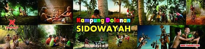 Pra Launching Wisata Kampung Dolanan di Sidowayah, Pulonharjo, Klaten