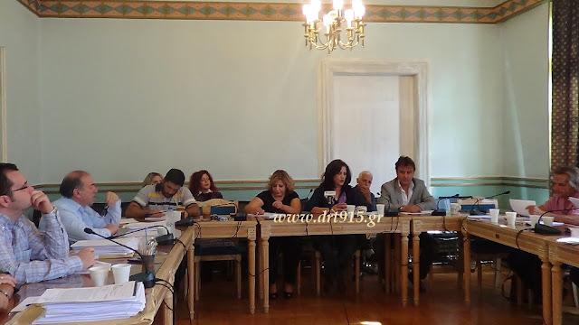 Συνεδριάζει η Οικονομική Επιτροπή της Περιφέρειας Πελοποννήσου