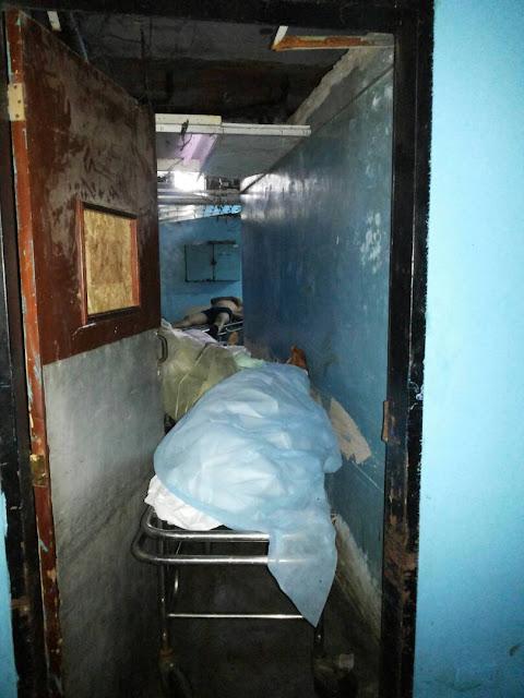 Colapsó morgue del hospital de Acarigua en Portuguesa: Dos cadáveres explotaron